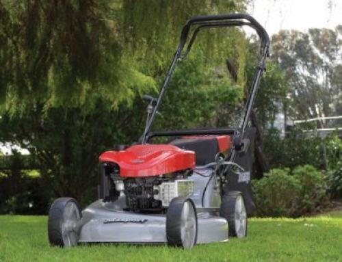 Announcing Masport Mowers
